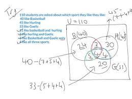 how to solve venn diagram problems problem solving venn diagrams 3 sets hl videosacademy com