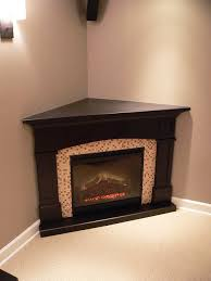 a gorgeous dimplex 26 plug in electric fireplace for corners or small spaces