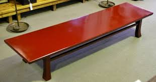 red lacquered furniture. Red Lacquer Low Table (Zataku) Lacquered Furniture