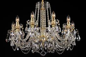 swarovski crystal lighting.  Lighting Swarovski Schonbek Crystal Chandeliers With Lighting