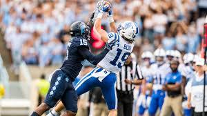 Jake Bobo 2019 Football Duke University