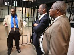 A former Baptist minister shakes up St. Louis' troubled jail division   Law  and order   stltoday.com
