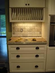 White Stone Kitchen Backsplash Black And White Kitchen Backsplash Tile Home Design And Decor