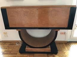 Art Deco Bar Cabinet 1930s