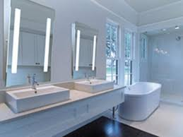 bathroom commercial bathroom lighting home decor mirrors with ideas ceiling design vanity house restroom appealing direct