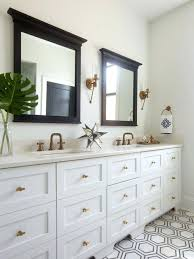 white bathroom cabinets with granite. bathroom white cabinets example of a transitional floor design in with furniture like granite n