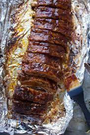 easy oven baked ribs lauren s latest