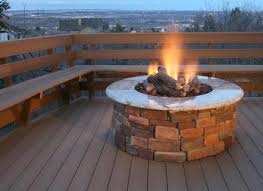 what to expect from diy propane fire pit diy outdoor propane fire pit