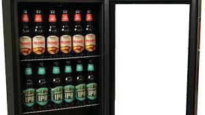 countertop beverage refrigerator