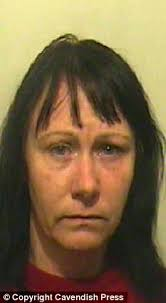 Sent down: Paula Ward was sentenced to serve two years at Burnley Crown Court for the arson attack. A nurse who torched her own home with her nine-year-old ... - article-1359467-0D4EBC97000005DC-921_233x423