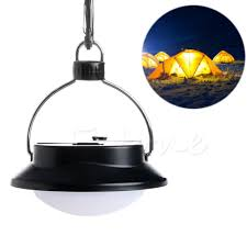 Camping Outdoor Light 60 Led Portable Tent Umbrella Night Lamp Hiking Lantern W315