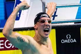 Chase Kalisz Bio - SwimSwam