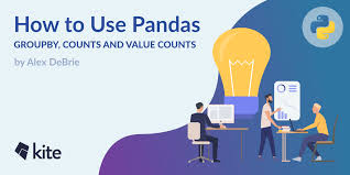 how to use pandas groupby counts and