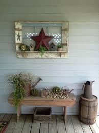 primitive country outdoor decor best porch ideas on porches primitive country outdoor decor