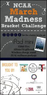 March Madness Bracket Challenge Pinterest March Madness Bracket