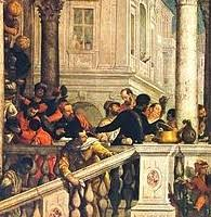 paolo veronese venetian painter, the wedding at cana The Wedding At Cana Painting By Paolo Veronese The Wedding At Cana Painting By Paolo Veronese #33 Paolo Veronese Inquisition