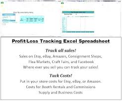 Rental Statement Form Profit And Loss Statement Excel Spreadsheet Template Business Rental