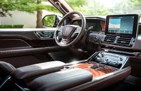 2018 lincoln navigator interior. exellent interior lincoln navigator 2018 features changes redesign and first look interior  picture on lincoln navigator interior