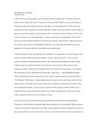 examples of critique essays amanda video critique example  art critique essay 9 11 essay art critique essay example 130039 art critique essayhtml examples
