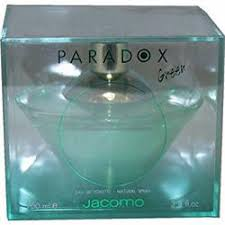 Buy <b>Paradox Green</b> by <b>Jacomo</b> Jac-8137 for Women (Eau De ...
