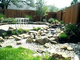 rock garden ideas for backyard backyard rock