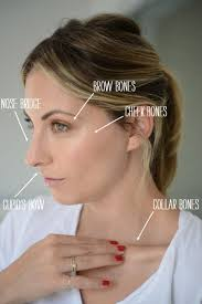 picture of how to make your skin glow diy illuminating makeup 7