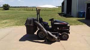 craftsman gt5000 garden tractor 54