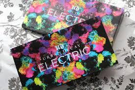 <b>Urban Decay</b> Electric Palette — Kai Alexander <b>Studio</b>