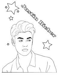 Small Picture Justin Bieber Coloring Pages To Print For Free 300x300jpg Coloring