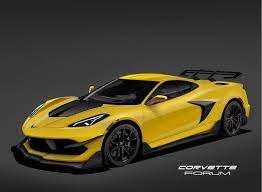 This Rendering Of The 2020 Chevy C8 Corvette Zr1 Represents Ford S Worst Nightmare Top Speed Chevrolet Corvette Chevy Corvette Chevrolet Corvette Z06
