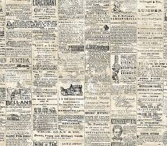 ... Wallpapers Old Paper - Wallpaper Gallery  Characteristics Of Old  Newspaper ...