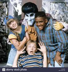 Download this stock image: BIG BAD BEETLEBORGS, (clockwise from top): Billy  Forester, Herbie Baez Jr., Wesley Barker, Shannon Ch…   Stock photos,  Superhero art, Big
