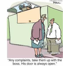 open door policy cartoon 1 of 18