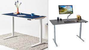 best sit stand desks under 800