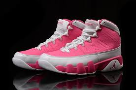 jordan shoes for girls 2015 pink. girls air jordan 9 gs pink white shoes for women-2 2015 -