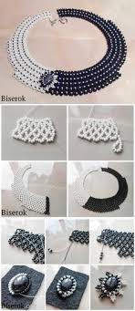 2-tone <b>necklace</b> picture tute #<b>Seed</b> #<b>Bead</b> #Tutorials | Бисерные ...
