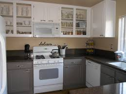 Grey Painted Kitchen Cabinets Cabinet Grey Painted Kitchen Cabinet