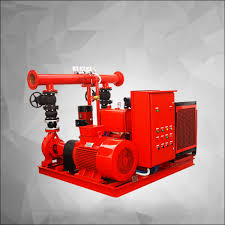 <b>Customized Fire Pump</b> Packages - SFFECO GLOBAL