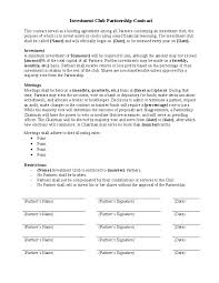Investment Agreement Template Pdf Investment Contract Template Pdf