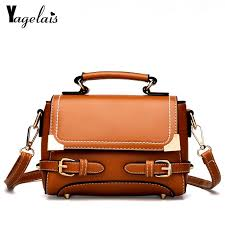 new luxury brand bag women leather handbags england style pu las tote bolsa vintage messenger cross shoulder bags designer handbags designer