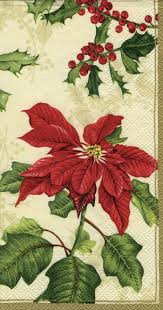 Decorative Hand Towels For Powder Room Poinsettia Party Paper Napkins Christmas Wikii