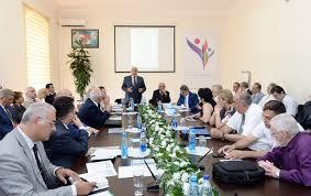 armenian terrorism and azerbaijani multiculturalism international round table kicks off in baku azertac azerbaijan state news agency