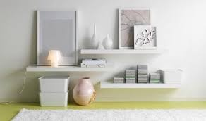 persby ikea floating wall shelves