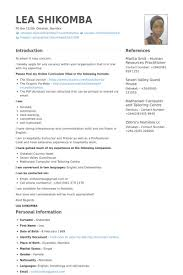 Resume For Hospitality Stunning Example Hospitality R Fabulous Resume Examples For Hospitality