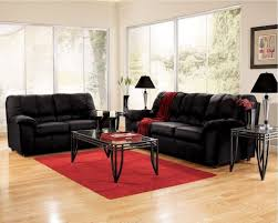 Red Living Room Furniture Red Living Room Ideas White Leather Sectional Sofa Cushion Beige