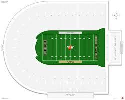 Ross Ade Stadium Purdue Seating Guide Rateyourseats Com