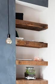 Best 25+ Reclaimed wood shelves ideas on Pinterest | Floating shelves, Diy  wood shelves and Shelf ideas for living room