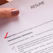 What Should Your Objective Be On Your Resume The 'Objective' of Your Résumé 84