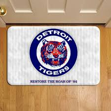 detroit tigers mlb baseball teams league 352 door mat rug carpet doormat doorsteps foot pads