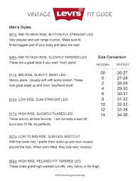 Levis Husky Jeans Size Chart Jeans Sizing Conversion Online Charts Collection